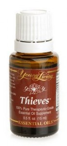 Thieves – prevent or fight cold and flu with essential oils